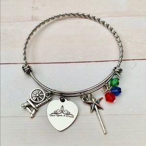 Jewelry - Sleeping beauty Disney inspired bracelet